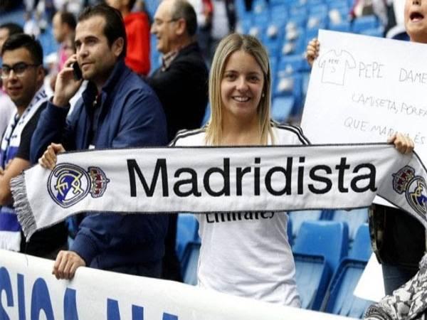 Madridista là gì? Tìm hiểu biệt danh của fan Real Madrid