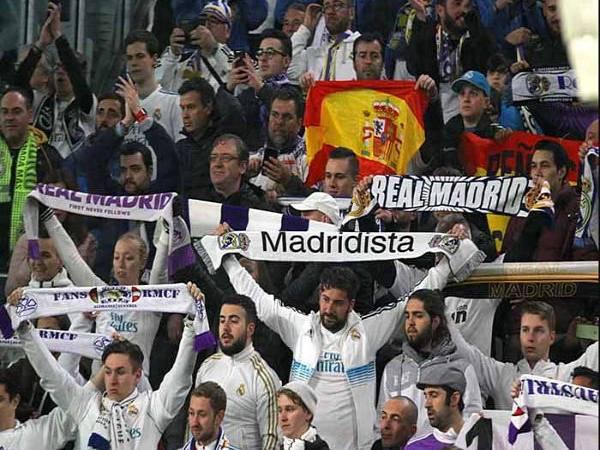Giải đáp Madridista là gì?