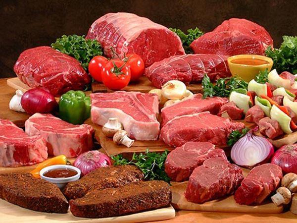 Nằm mơ thấy thịt bò đánh con gì?
