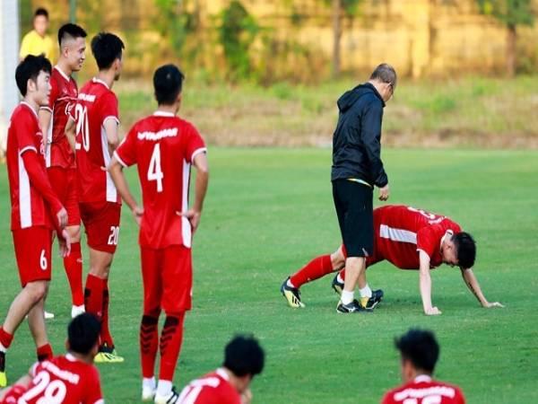 Hướng dẫn cách tăng thể lực trong bóng đá