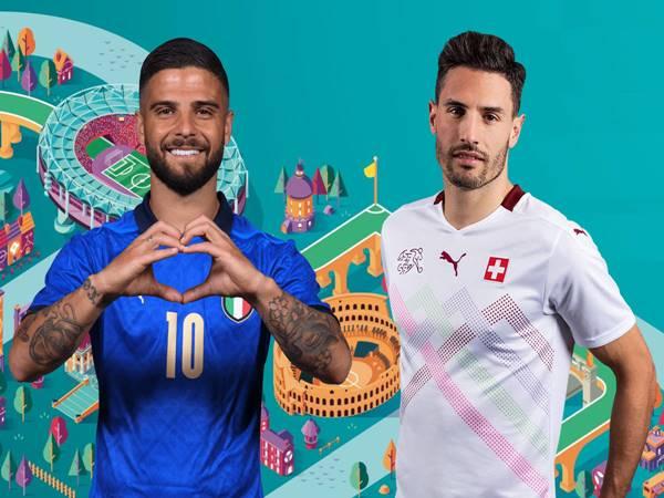 Nhận định kèo Italia vs Thụy Sỹ, 02h00 ngày 17/6 VCK Euro