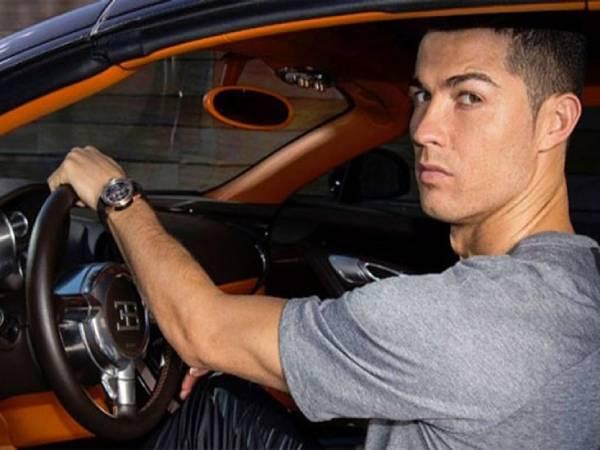 Tài sản của Ronaldo vượt mặt cả ''đại kình địch'' Messi