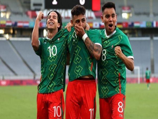 Nhận định, Soi kèo U23 Nhật Bản vs U23 Mexico, 16h00 ngày 6/8