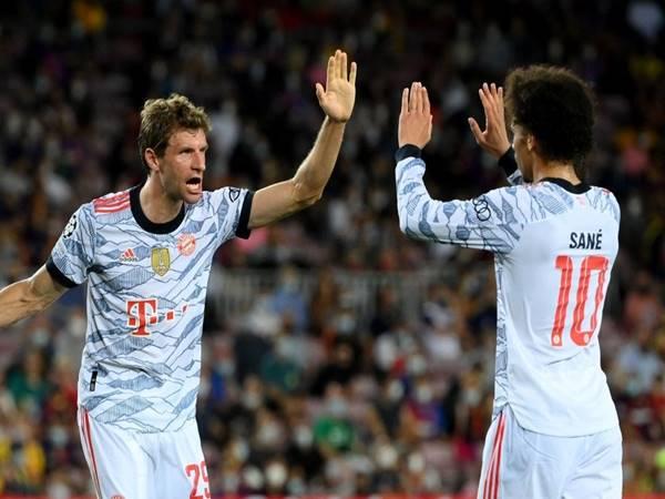 Bóng đá TBN 15/09: Muller thực sự là khắc tinh của Barca