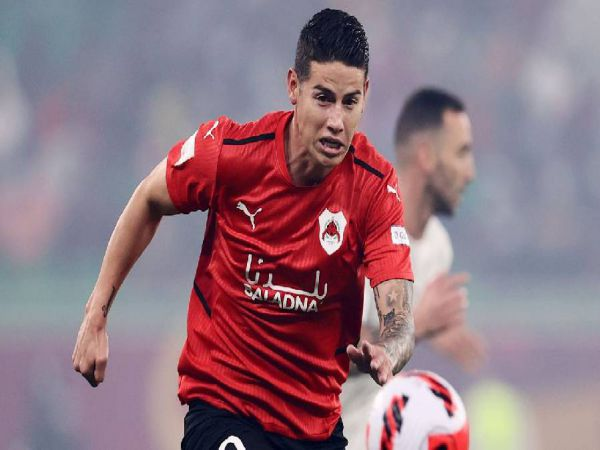 Bóng đá quốc tế chiều 27/10: James Rodriguez ghi bàn đầu tiên ở Qatar